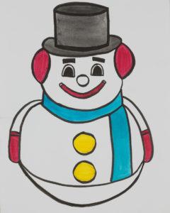 SnowmanRolyPoly